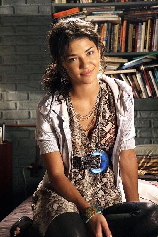 Jessica proslula hlavně rolí Vanessy v seriálu Super drbna.