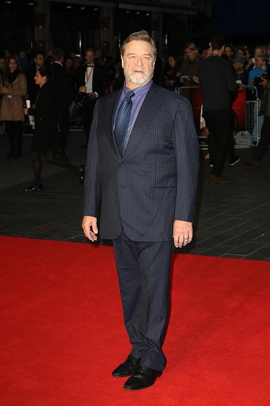John Goodman výrazně zhubnul.