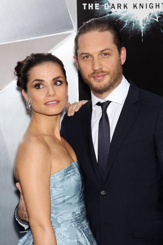 Charlotte a Tom se mohou radovat z potomka.