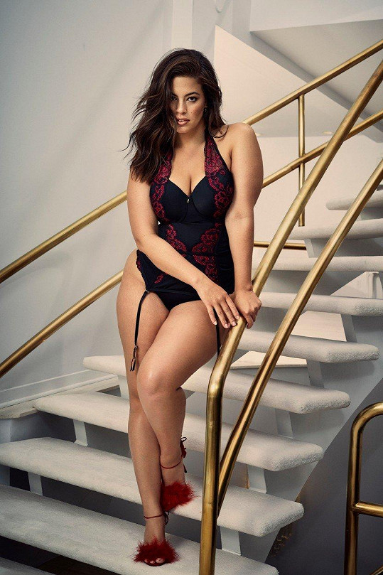 Ashley Graham patří k nejpopulárnějším modelkám současnosti.