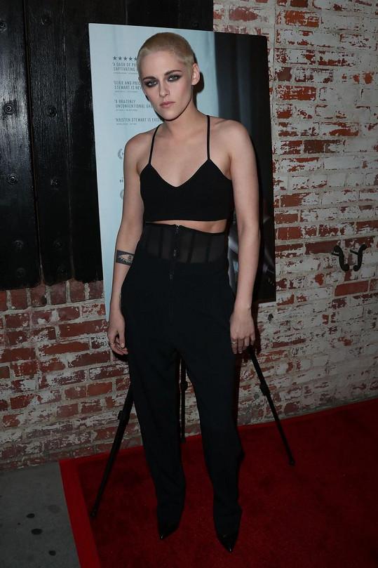 Kristen na premiéře filmu Personal Shopper