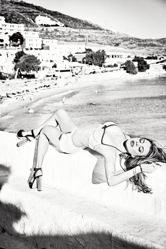 Lindsay Lohan pro magazín NOTOFU