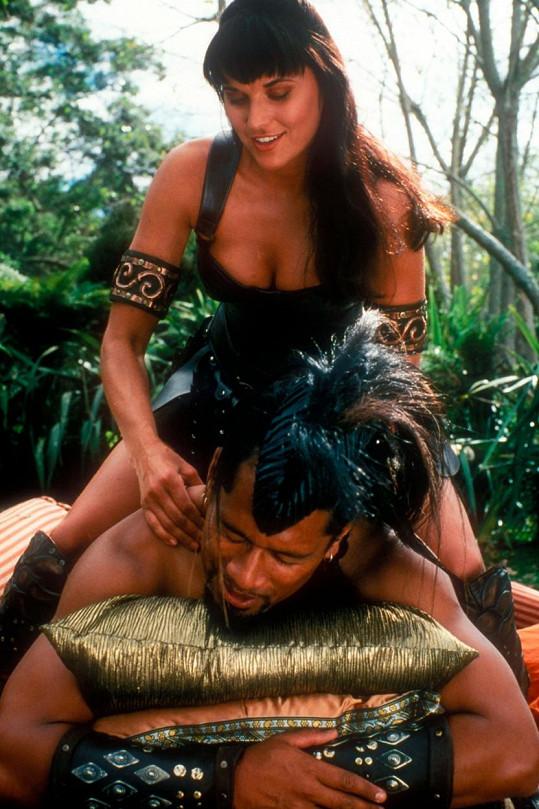 V seriálu došlo na akční i žhavé scény.