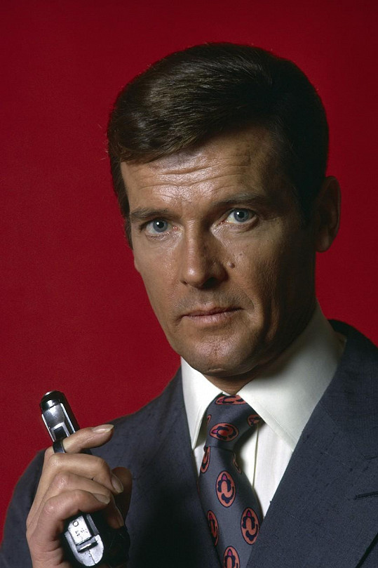 Ve své životní roli jako James Bond