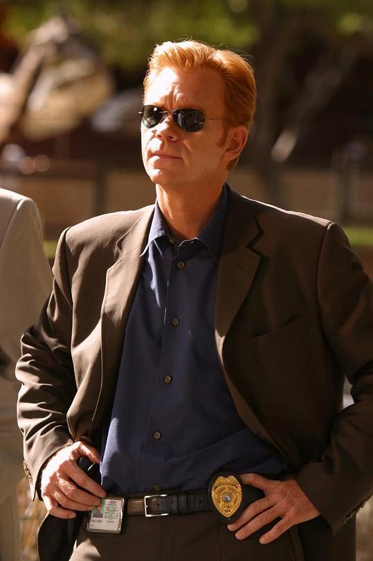 Jako poručík Horatio Caine v Kriminálce Miami
