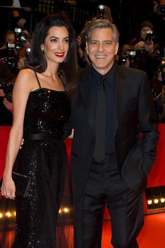 George Clooney se s Amal oženil roku 2013. Do té doby si potrpěl na pověst starého mládence.