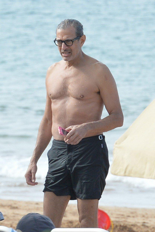 Jeff Goldblum (66)