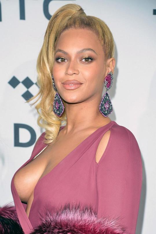 Beyoncé vystřídala další dráždivý kousek.