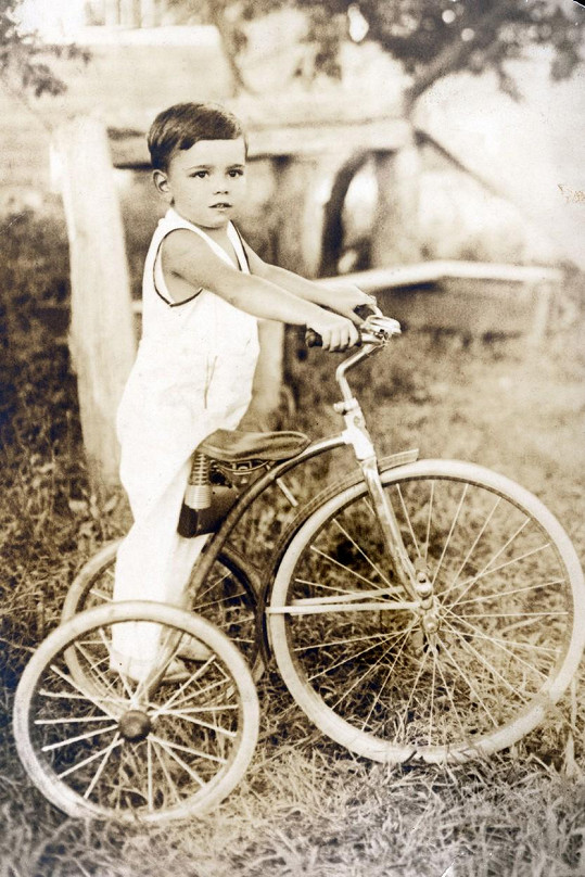 Peter Falk přišel ve třech letech o oko.