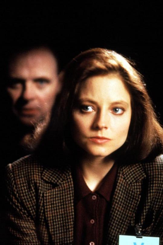 Jodie Foster vynesla role Clarice Starling Oscara.