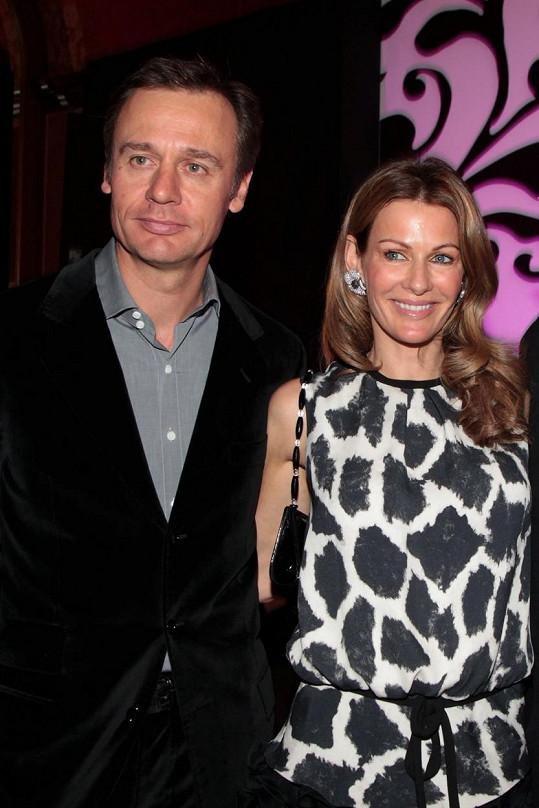 Kirsty Bertarelli a její muž Ernesto se v tichosti rozvedli.