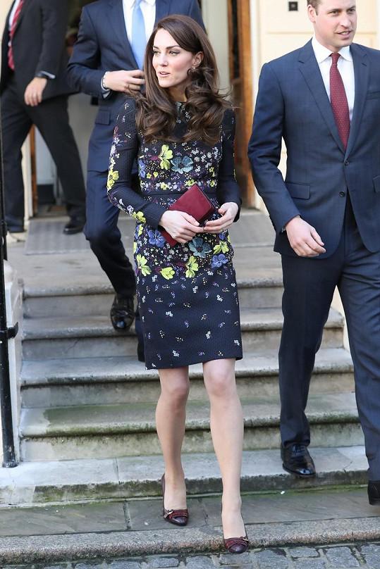 Že by Kate přijala do svých řad nového zručného kadeřníka?