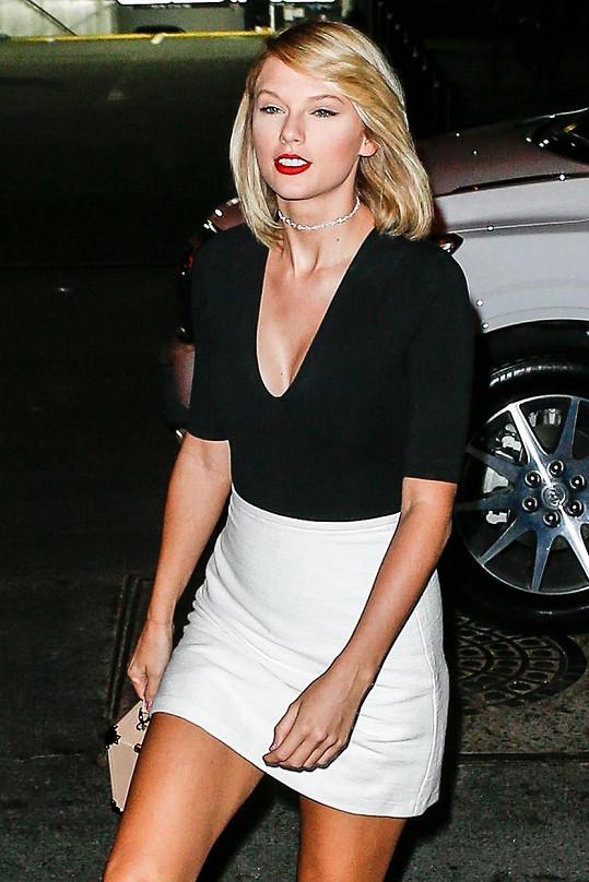 Taylor Swift si přišla na 170 miliónů dolarů.