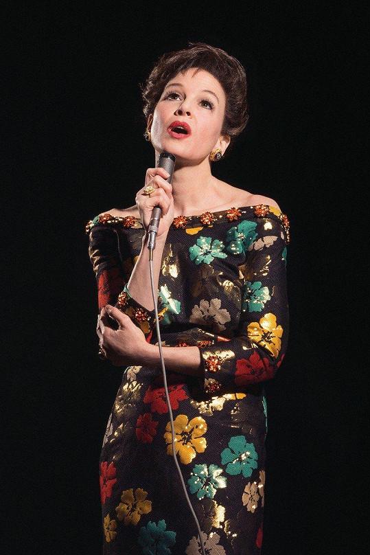 V novém filmu se objeví jako Judy Garland.