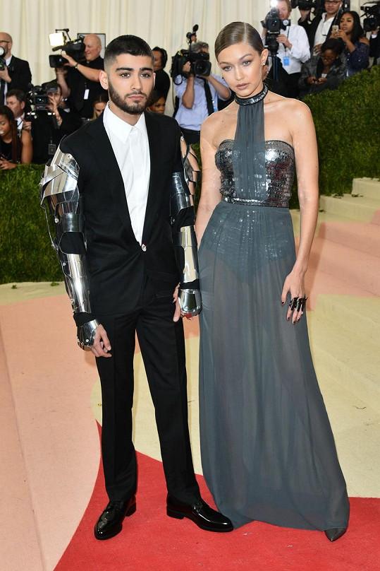Počátkem května Gigi Hadid a Zayn Malik na Met gala působili jako dokonalý pár.