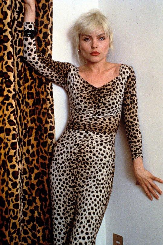 Debbie byla v 70. letech progresivní hudební hvězdou.