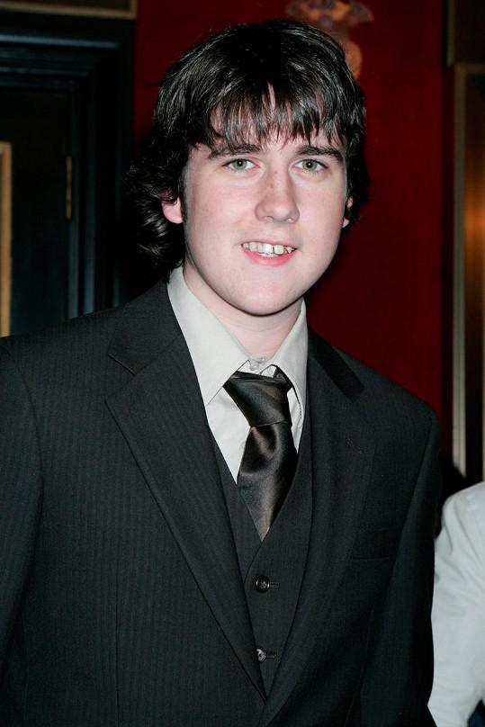 Matthew Lewis se proslavil rolí otloukánka Nevilla Longbottoma.
