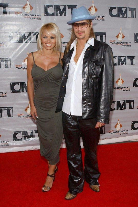 Pamela Anderson a Kid Rock. Čtyři měsíce a dost!