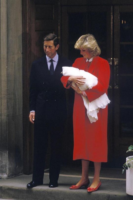 Ve stejné nemocnici se v roce 1984 narodil i Harry.