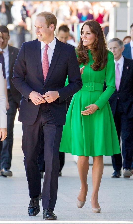 Cesta po Austrálii se Williamovi a Kate chýlí ke konci.