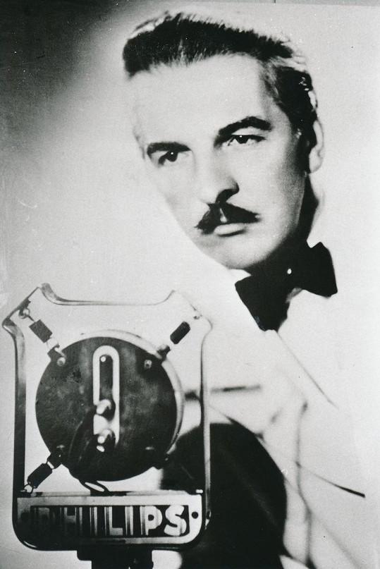 R. A. Dvorský byl prvorepublikovým hitmakerem.