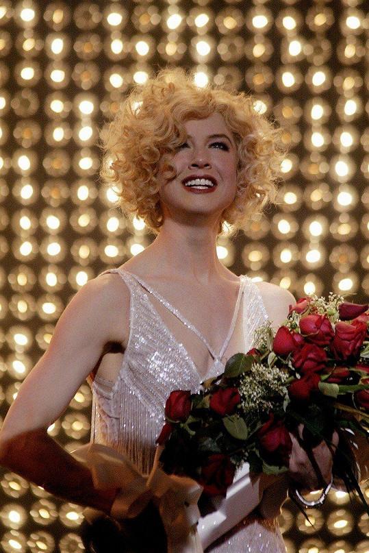 V Chicagu skvěle zazpívala.