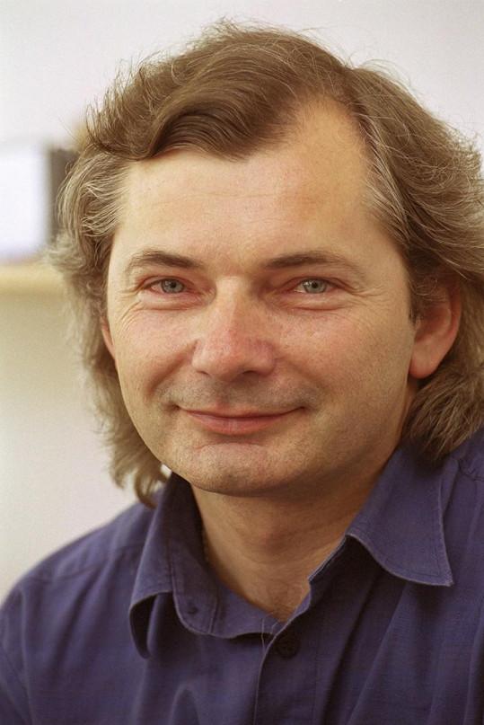 Takhle vypadal Ján Zákopčaník v roce 2001.