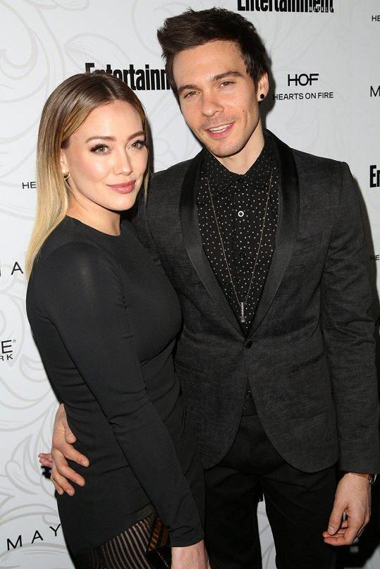 Hilary Duff a Matthew Koma mají dcerku.