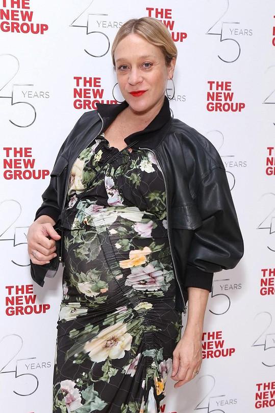 Chloë Sevigny se těší na první dítě.