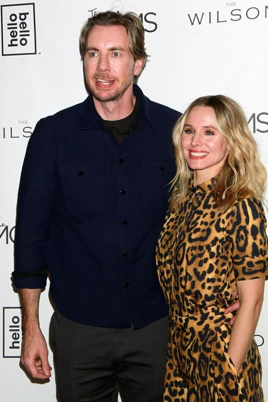 S manželem Daxem