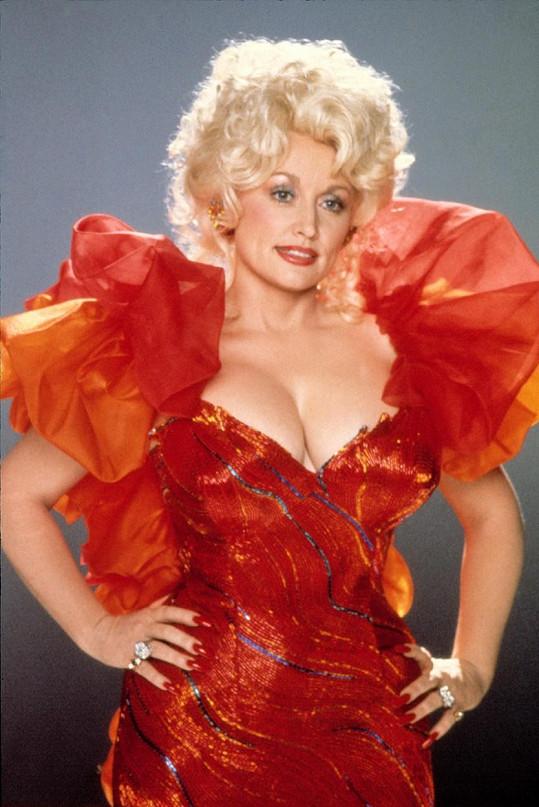 Dolly Parton ve filmu Nejlepší bordýlek v Texasu (1982)