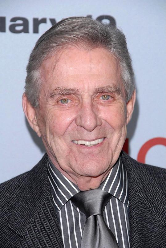 Pat Harrington na snímku z roku 2011