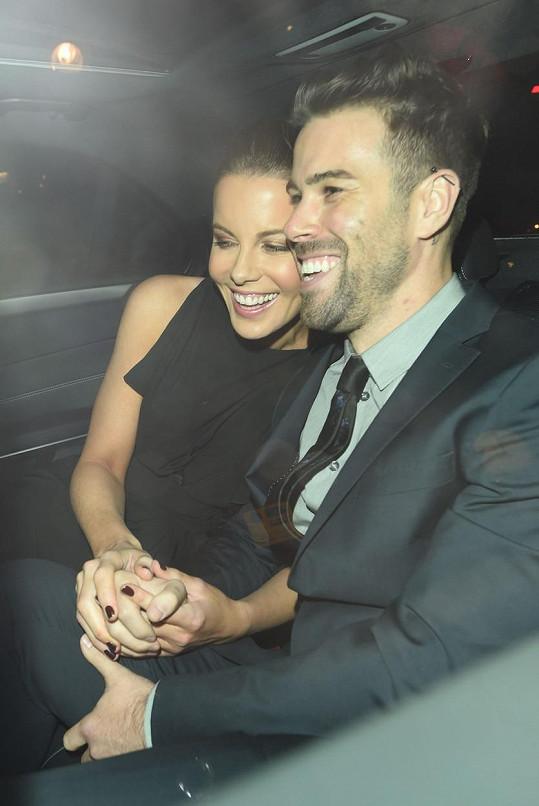 Kate Beckinsale už má také za manžela náhradníka.
