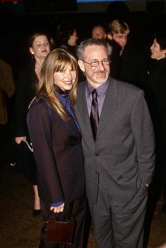 Steven a Kate se znají už 35 let.