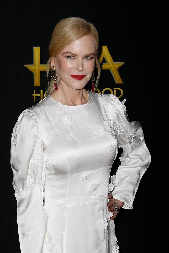 Nicole Kidman obsadila 7. místo s výdělkem 506 946 000 korun. A to hlavně díky honoráři za připravovaný muzikál The Prom a minisérii The Undoing pro HBO. Účtuje si přes 23 miliónů za epizodu.