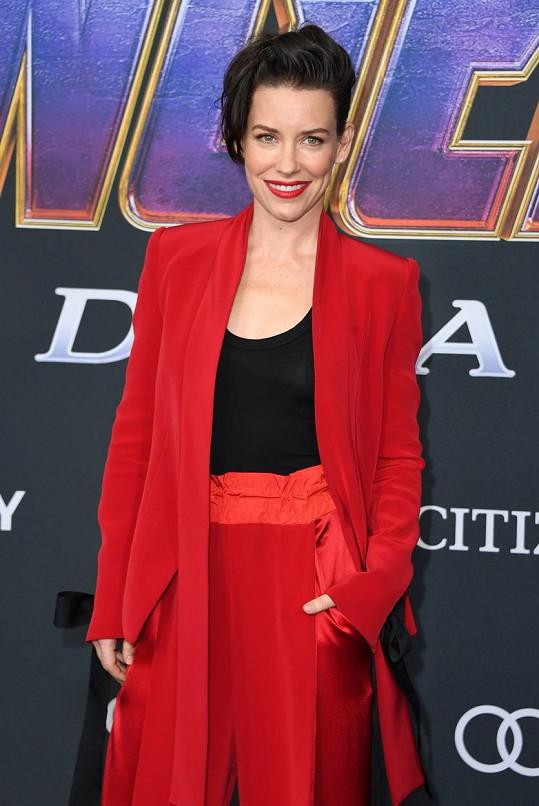 Herečka Evangeline Lilly rozohnila svými výroky o karanténě řadu lidí, včetně Turner.