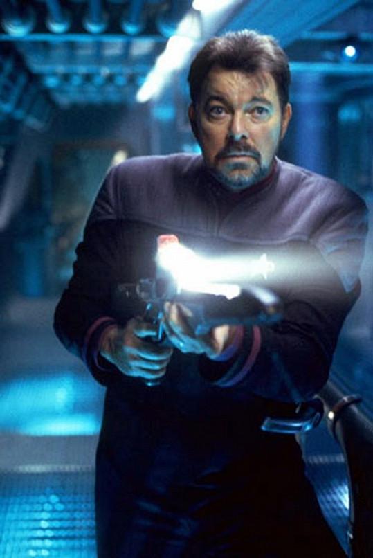 Fanoušci ho znají především jako komandéra Rikera ze Star Treku.
