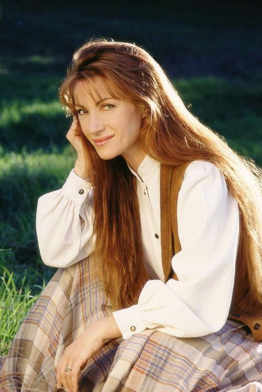 Jane Seymour v seriálu Doktorka Quinnová