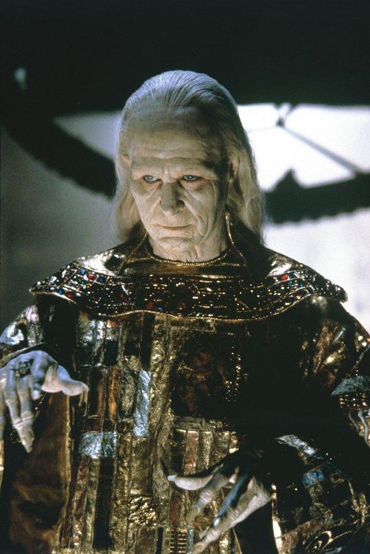 Gary Oldman ve filmu Drákula