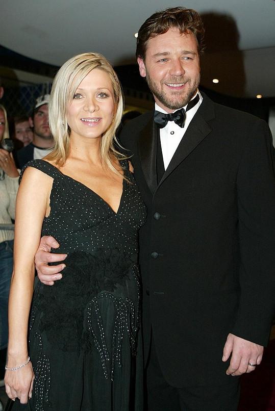 Současná partnerka se prý velmi podobá hercově exmanželce Danielle Spencer.