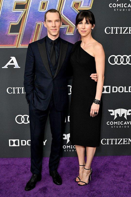 Benedict Cumberbatch a Sophie Hunter