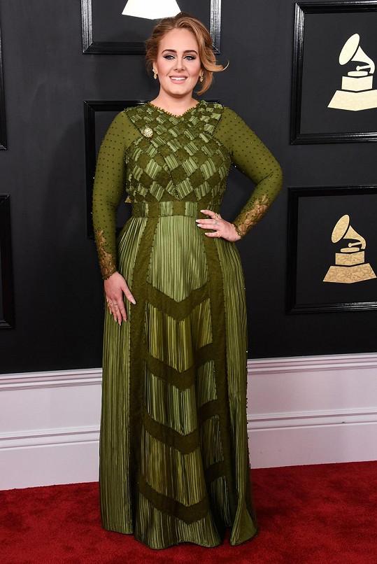 Adele se změna životního stylu vyplatila.