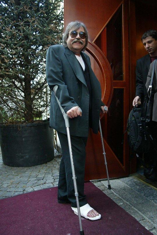 Zdeněk Rytíř v roce 2002