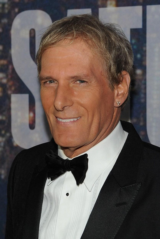 Michael Bolton na 40. výročí pořadu Saturday Night Live.