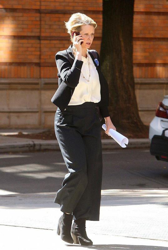 Bude z ní nová guvernérka státu New York?