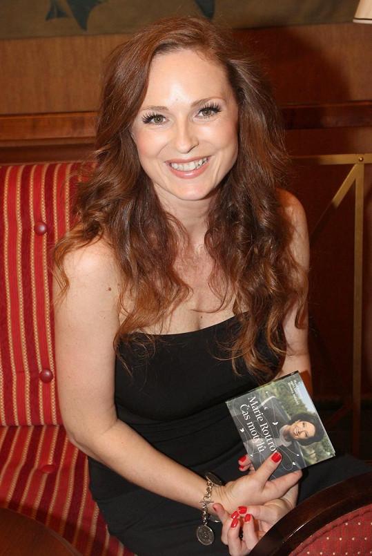 Markéta Hrubešová v roce 2014