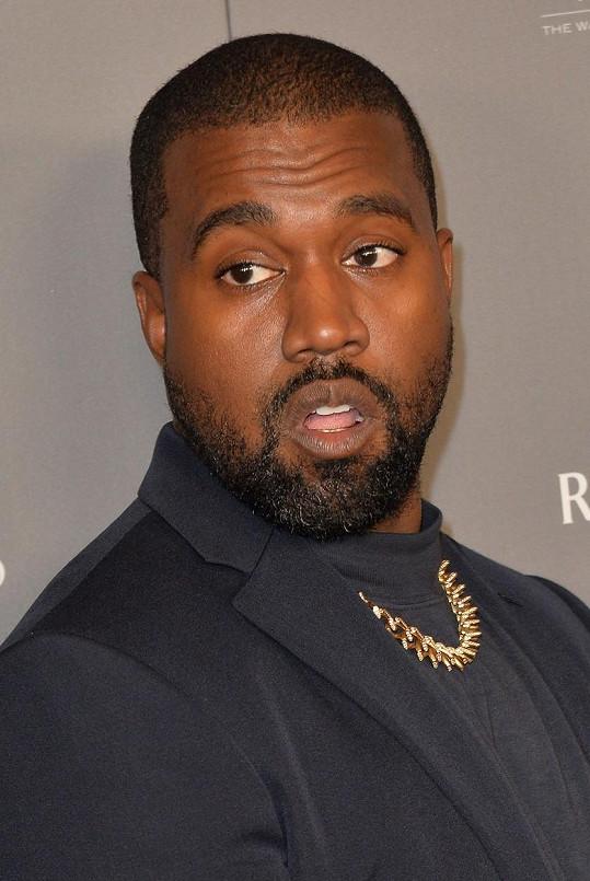 Do top desítky se probojoval i Kanye West, jehož obličej je dokonalý na 87,94 %.