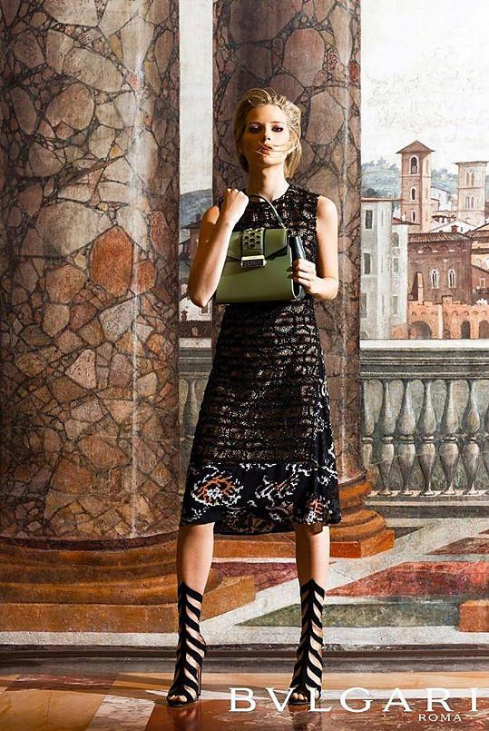 Sestra Kate Moss disponuje ideálními mírami, překážkou by mohla být pouze její výška.