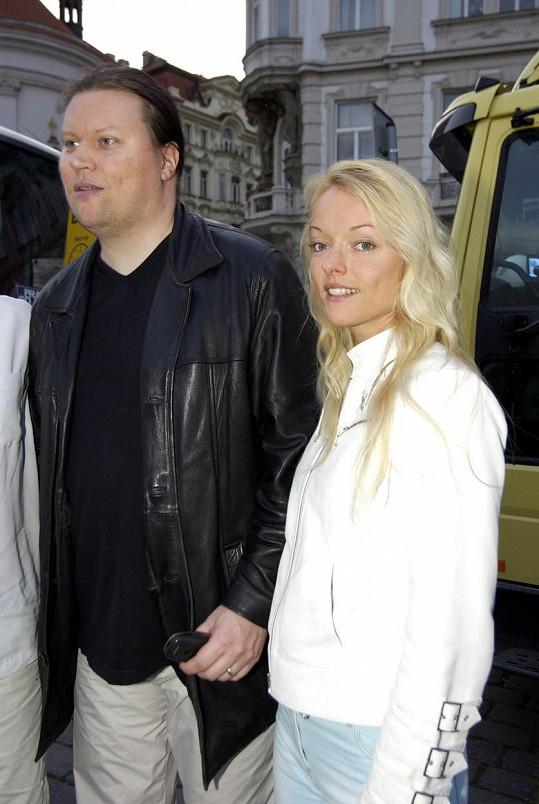 Dominika Gottová požádala o rozvod a svého manžela Tima opustila.