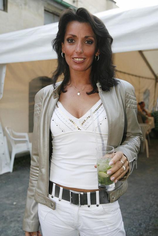 Eva Čížkovská v roce 2006.